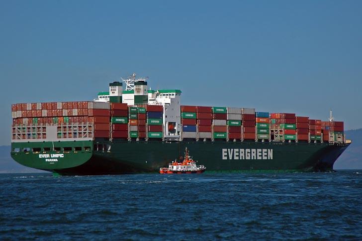 evergreen container terminal (thailand) ltd : container service, inland container depot, container transportation